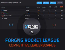 ForGnG Rocket League